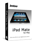 Free DownloadImTOO iPad Mate for Mac