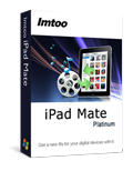 Free DownloadImTOO iPad Mate Platinum