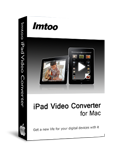 Free DownloadImTOO iPad Converter for Mac