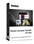 Free DownloadImTOO iPhone Contacts Transfer for Mac