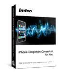 Free DownloadImTOO iPhone Klingelton Converter for Mac