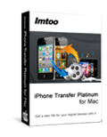 Free DownloadImTOO iPhone Transfer Platinum for Mac