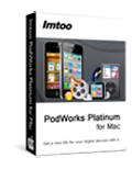 Free DownloadImTOO PodWorks Platinum for Mac