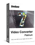 Free DownloadImTOO Video Converter Platinum for Mac